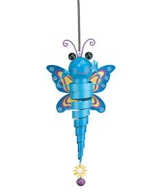 Another great find on #zulily! Butterfly Jiggly Ornament by Regal Art & Gift #zulilyfinds