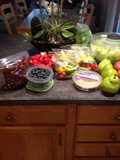Successfully Fit: Weekly Meal Planning and Preparation