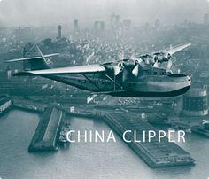 Pan-Am China Clipper.