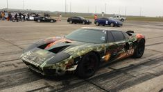 Ford GT Hennessey atinge 430,6km/h
