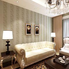 Diseño de papel tapiz minimalista interior modern