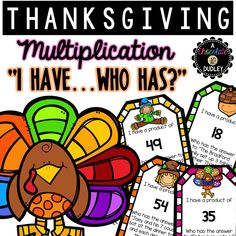 Browse over 60 educational resources created by A Chocolate Dudley in the official Teachers Pay Teachers store. 3rd Grade Reading, Third Grade Math, Fourth Grade, Second Grade, Fun Math, Math Games, 4th Grade Math Worksheets, Thanksgiving Math, 5th Grade Teachers