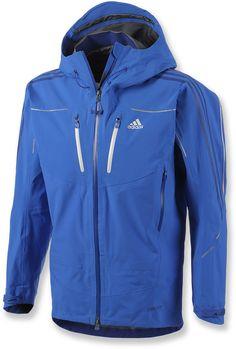 Adidas Male Terrex Gore-Tex Pro Icefeather Jacket - Men's