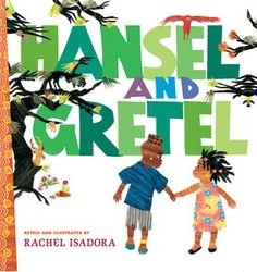 hansel and gretel book cover - Google Search