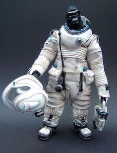 Apexplorers Special - Space Adam by Jeff Parker