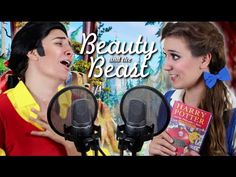 """One-Woman Beauty and the Beast - """"Belle"""" - YouTube--PEOPLE stop what you're doing and watch this girl! She is AMAZING! I don't know why she doesn't have more views..."""