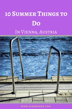 There are so many summer things to do in Vienna from swimming in the Donau to having drinks along the Donau to doing yoga in the sand along the Donau. most of it involves the Donau. Summer Things, Things To Do, How To Do Yoga, Vienna, The Locals, Austria, Stuff To Do, About Me Blog, Swimming