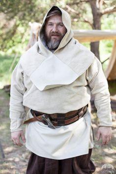 "Viking Canvas Leather Waterproof Jacket ""Olaf the Stormbreaker"""