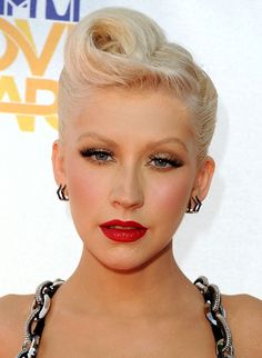 Homemade Vintage 30s Hairstyles 2012 2013 Haircuts and Hairstyles | Hairstyles for women 2012 / 2013 ...