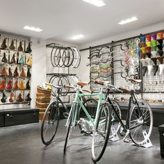 bicycle store - florian brillet design