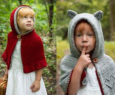 Ravelry: To Grandma's House pattern by Melissa Schaschwary