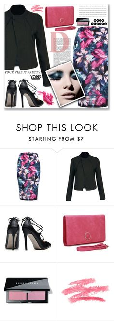 """""""Yoins"""" by jecakns ❤ liked on Polyvore featuring Chanel and Bobbi Brown Cosmetics"""