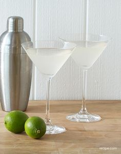 Make this Drink: Rum, Coconut, and Lime Cocktail