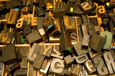 The stories behind the letters of ouralphabet