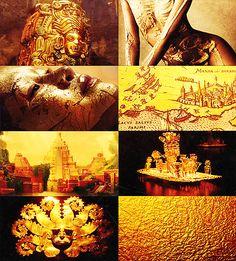 Mythology Three mythological locations → El Dorado