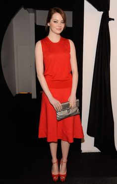 Jack Vartanian Punch Ring, Brian Atwood Sinful Ankle-Strap Peep Toe Pumps & Calvin Klein Collection Layra Stretch-Crepe Dress