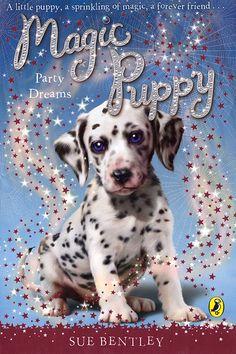 #andrewfarley #kidscornerillustration #illustration #digital #character #puppy #magicpuppy #bookcover