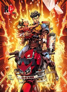 raj comics dhruv hd
