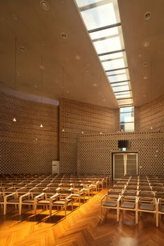 BUFS Chapel,© Yoon Joon-hwan
