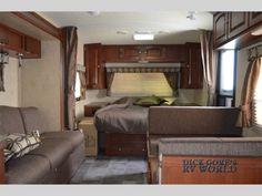 New 2015 Forest River RV Flagstaff Micro-Lite 25DS Travel Trailer at Dick Gore's RV World   Jacksonville, FL   #FD402711