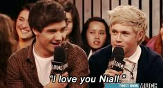 Niam is real. Niam is so real. Your argument about Niam being fake is invalid. Niam's real. And I love Niam.