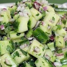 10 Fresh Cucumber Recipes That You'll Love