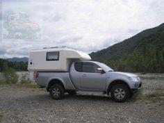Preview: Italy; L200 & Pop up camper 32,000Eu