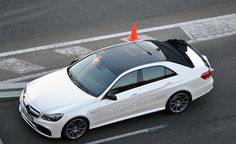 2014 E63 AMG Gets 4Matic All-Wheel Drive.