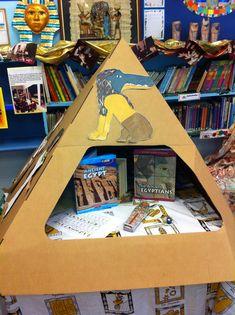 My pyramid KS2 Ancient Egypt.