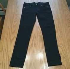 Womens-Paige-Peg-Skinny-Black-Jeans-Size-27 Black Shoes, Black Jeans, Jeans Size, Overalls, Skinny, Pants, How To Wear, Dresses, Women
