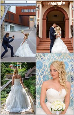 Benicarlo esküvői ruha - Pronovias kollekció Mermaid Wedding, Budapest, One Shoulder Wedding Dress, Wedding Dresses, Fashion, Rosa Clara, Bride Dresses, Moda, Bridal Gowns