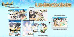 Sfortunato+Unboxing+Senran+Kagura+Estival+Versus+Collector's+Edition+PS4