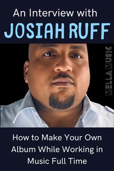 Josiah Ruff is a session musician, songwriter and singer. Here's how he manages a full-time creative job while also working on his own projects!  #songwriting #songwriters #musicbusiness Singing Lessons, Singing Tips, Music Like, New Music, Woman Singing, Creative Jobs, Music Production, She Song, Music Theory