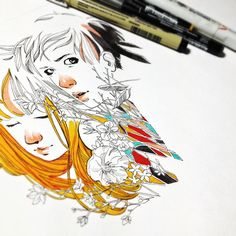 preparing for next project : http://elfandiary.tumblr.com/