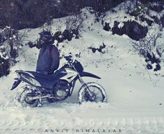Amazing snow ride by  @ankit_himalayas Riding In Himalayas !  Tag your pics and videos with @wheelsguru  to be featured.   Follow #wheelsguru @shahnawazkarim  Check our page: http://ift.tt/2c7NjU3 click the link in the bio  wheelsguru.com  #uttarakhand #uttarakhand_travel_diaries #earthpics #dehradun #Himalayas #himalayan #instatravel #travelgram #travelphoto #wander #wanderlust #travel #traveller #nature #picoftheday #photographer #biker #dirtbike @heromotocorplimited #offroad  #snow…