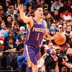 Devin Booker, Phoenix Suns, To My Future Husband, Basketball Court, Sports, Instagram, Hs Sports, Excercise, Sport
