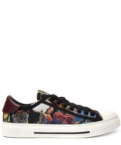 Liberty - Butterfly Print Trainer