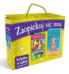 Na ratunek Rufiemu! + Młody doktor 3 (gra PC)  Więcej na: www.zielonasowa.pl