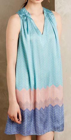 Sunfall Swing Dress