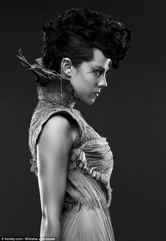 Johanna Mason's Victor's Outfit | Catching Fire | Hunger Games HOT!!!