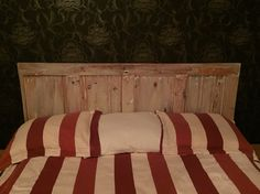 Recycled Materials, Diy Furniture, Recycling, Bed, Home Decor, Decoration Home, Stream Bed, Room Decor, Handmade Furniture