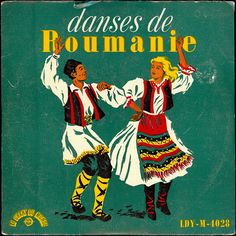 Danses de Roumanie