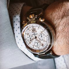 """""""Amazing shot of the #Bovet sportster by #WatchAnish from our #VIP event. #luxury #watches #timepiece #style #menswear @watchanish"""""""