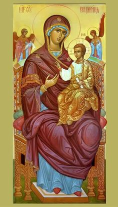 Mother Mary, Mother And Child, Russian Icons, Madonna, Byzantine Icons, Blessed Virgin Mary, Orthodox Icons, Angel Art, Blessed Mother