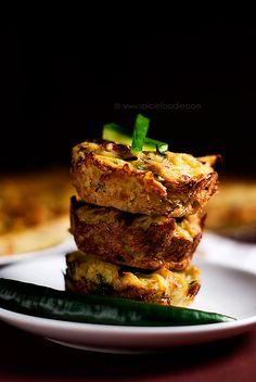 Spicy Potato Pie: Crustless and Gluten-Free Recipe Spicie Foodie | #potato #glutenfree #pie #vegetarian #meatlessmondays
