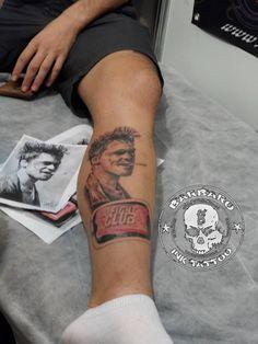 #tattoo #tattooist #tattoolife #tattooartist #tattoofreakz #tattoolifemag #tattooistartmag #tattooed_body_art #tattooistartmagazine #thebesttattooartists #thebestpaintattooartists #colortattoo #inkedmag #inkfreakz #crazytattoos #tattooalmeria #tattooed #terrortattoo #thefightclub #thefightclubtattoo #bradpitt