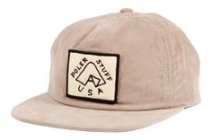 Cotton Corduroy with Embroidered Logo Patch Unstructured 5 panel snapback Snapback