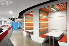 Media Office with Personality - Dallas TX | Best Design Projects