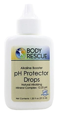 1 Pc Crucial Popular Body pH Protector Drops Sensitive Indicator Acid and Alkaline Balance Alkalizing Complex Volume 125 oz ** Check this awesome product by going to the link at the image.