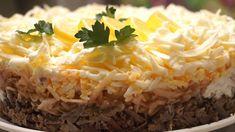 Салат «Печень под шубой»: просто объедение — Мир интересного